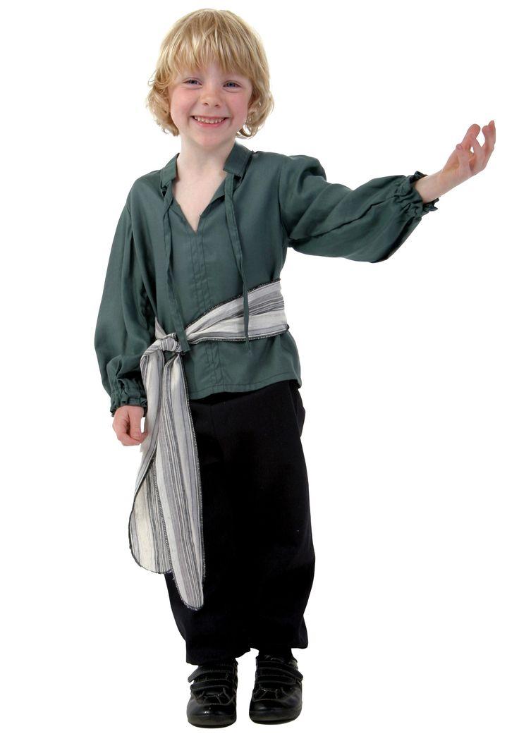 medieval peasant costume idea for women | ... Costumes Child Renaissance Costumes Medieval Peasant Boy Costume