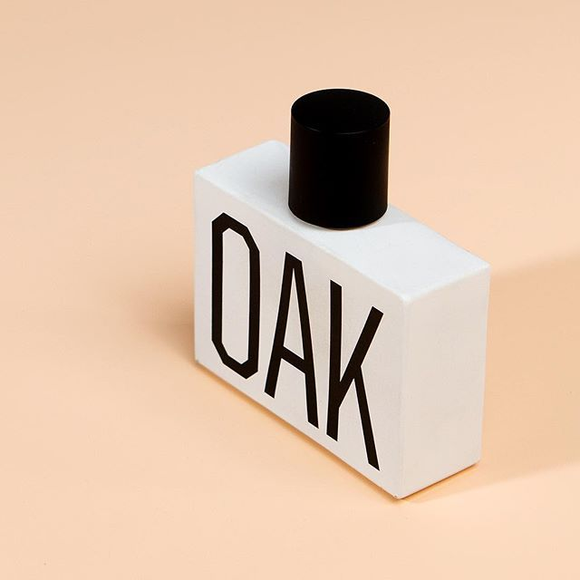 #packaging #fragrance #graphicdesign #minimal #sneakpreview #oaknyc @oaknyc