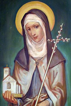 Rediscovering the Journey: Saint Clare of Assisi