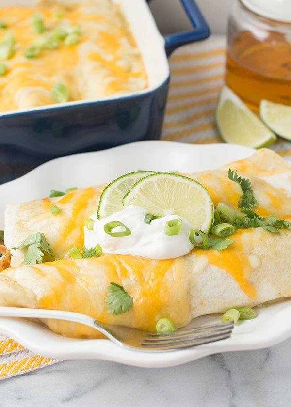honey lime enchiladas recipe don't forget the Lime Bomber   http://www.limebomber.com for more information