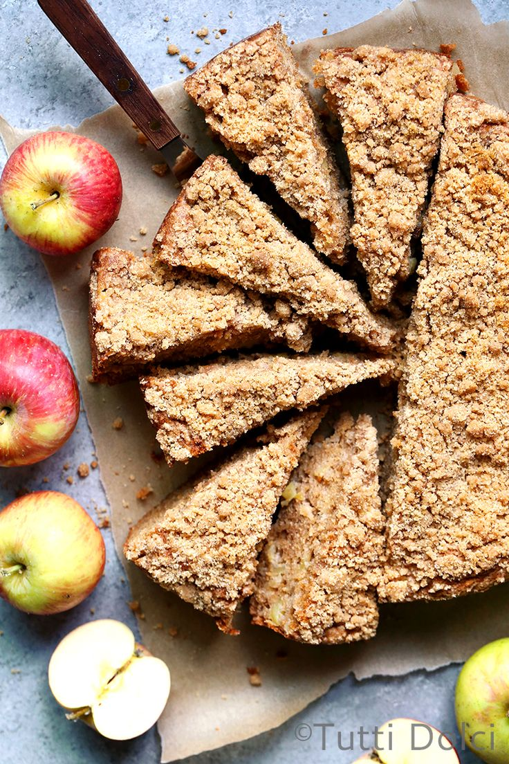 Happy Friday! This cozy apple crumb cake is just what your weekend needs. Nearly fall-apart tender and crowned with a golden crumb topping, apple-studded spice cake is the perfect antidote to drizz…