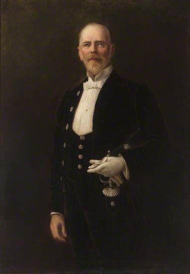 W. H. Allen (1844–1926) BY C H PARKER 1905.