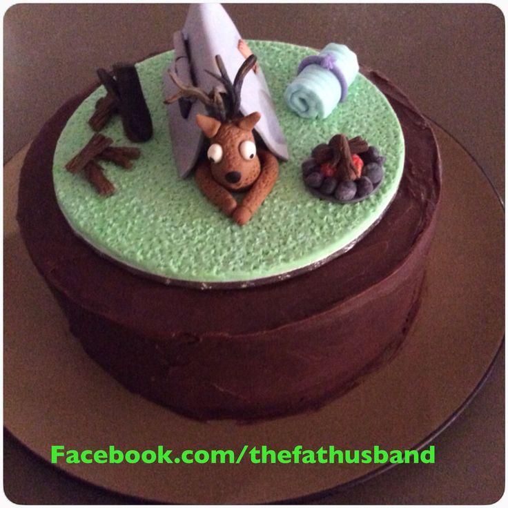 Ben's birthday cake.