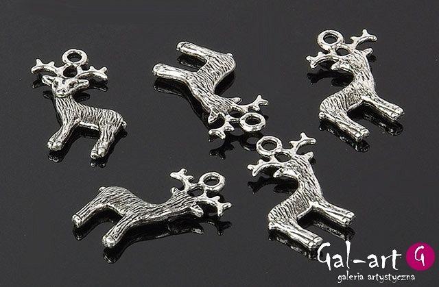 P4F03 ZAWIESZKA OZDOBNA - 1 SZTUKA - Gal-art.pl - akcesoria jubilerskie, elementy do tworzenia biżuterii, koraliki, kamienie szlachetne, kolczyki, biżuteria modułowa, charms