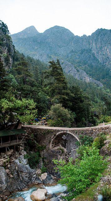Likya Yolu - Der Lykische Weg - The lykian Way - Turkey -
