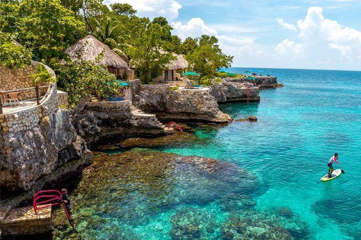 Rockhouse Hotel In Jamaica - ELLEDecor.com