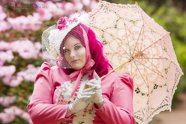 https://flic.kr/p/x3xyZ5 | Sweet Victoria | TFP shooting with Inne in her selfmade victorian dress. By Romina Ronzon www.romina-ronzon.de