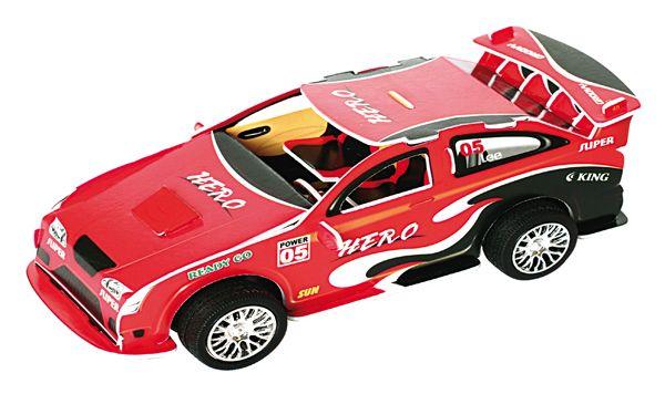 Puzzle 3D carro de rali. ClassicToys