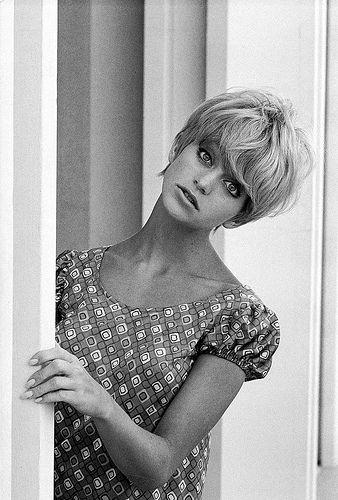 Goldie Hawn ( joven) actriz estadounidense  n.en 1945