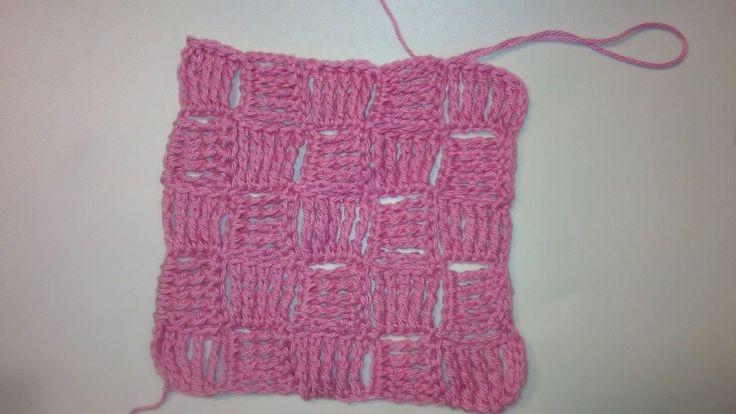 2 Летний топ Узоры крючком по диагонали Crochet patterns diagonally square