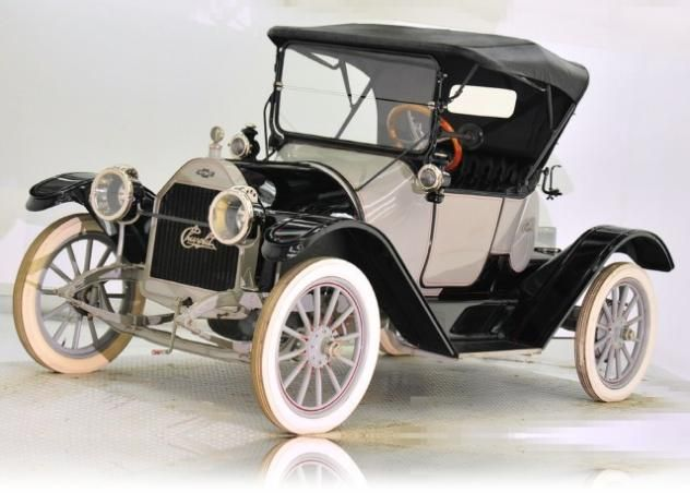 ๑ Nineteen Fourteen ๑ historical happenings, fashion, art & style from a century ago - 1914 Chevrolet Model H