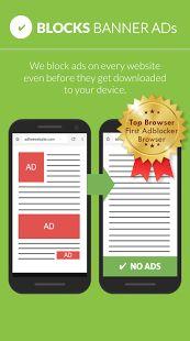 Free Adblocker Browser- screenshot thumbnail