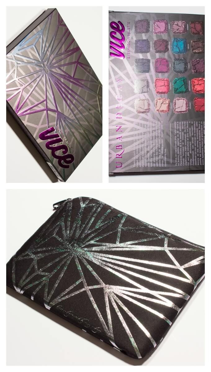 Urban Decay Vice 4palette