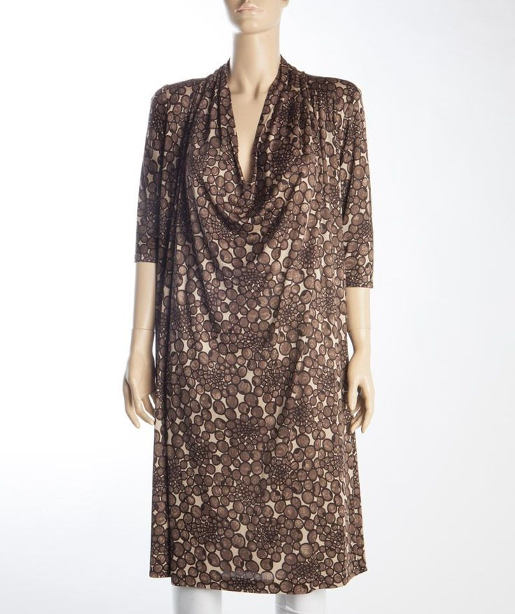 Nicole Farhi Silk Mid Length Dress