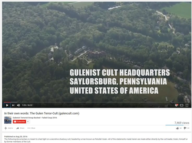 In their own words - The Gulen Terror-Cult (gulencult.com).