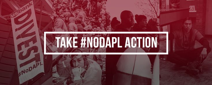 #NoDAPL 2017 Action Hub       #DefundDAPL            17 Banks are providing the money to build the Dakota Access Pipeline.            We — as customers and account holders — can pressure the lending banks to take a stand.