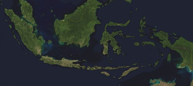 Indonesia's Trying to Figure Out How Many Islands It Contains