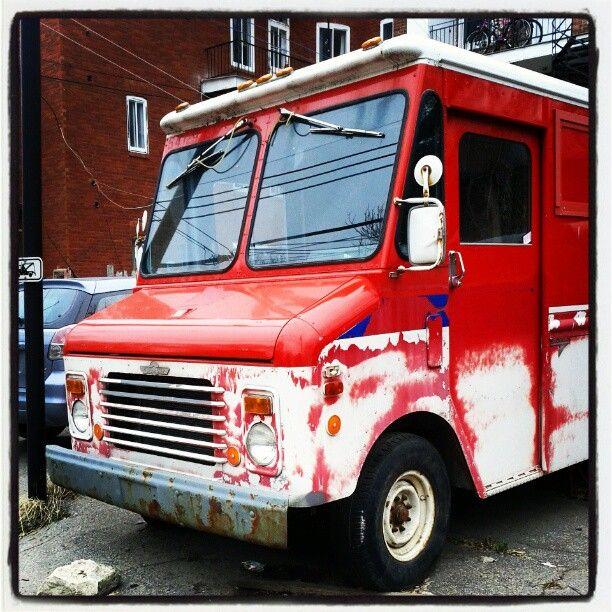 Old Step-van. | Pimp my Bread Truck | Pinterest | Ps