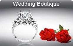 Cubic Zirconia Wedding Rings and Cubic Zirconia Engagement Rings from Birkat Elyon