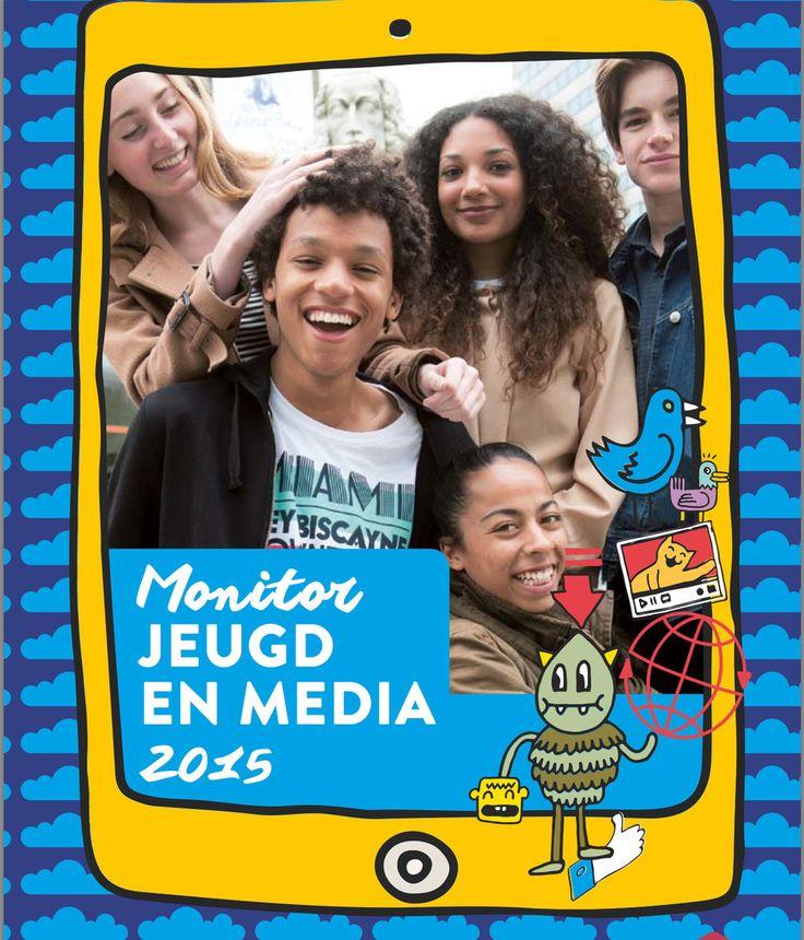 Monitor media en jongeren