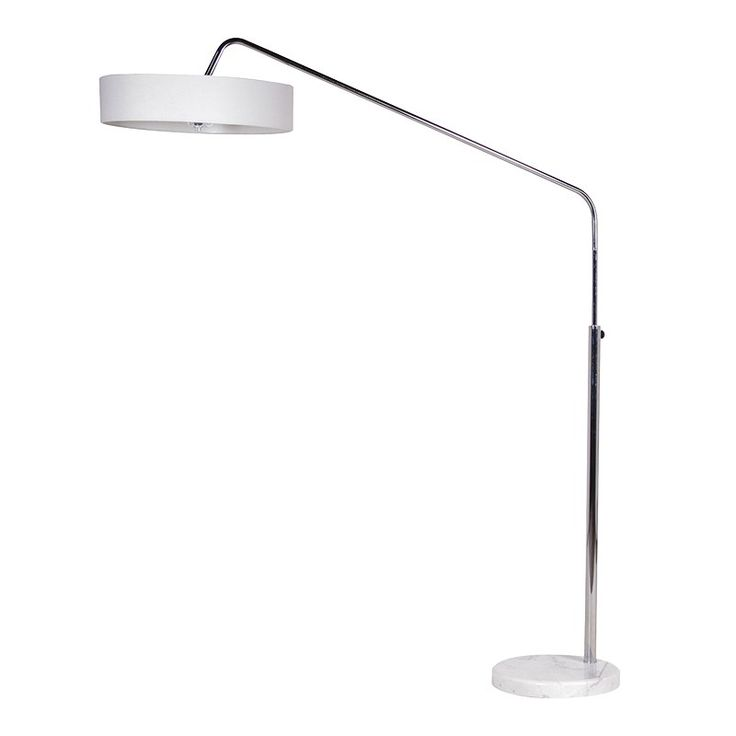 Celeste Floor Lamp (Black And White Available)