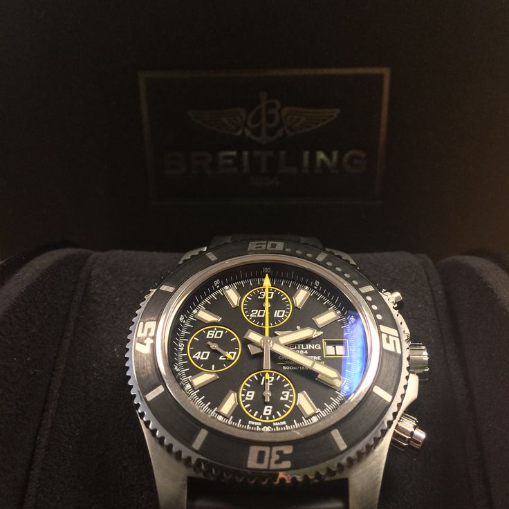 Breitling Super Ocean Chrono II at a huge discount - Save £££'s http://www.globalwatchshop.co.uk/breitling-super-ocean-chronograph-ii.html?utm_content=buffered912&utm_medium=social&utm_source=pinterest.com&utm_campaign=buffer 1 in stock