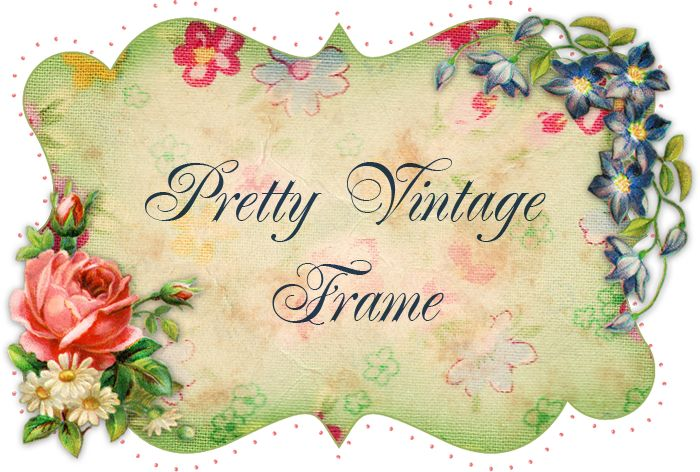 Free Vintage Frame | *Free ♥ Pretty ♥ Things ♥ For ♥ You*