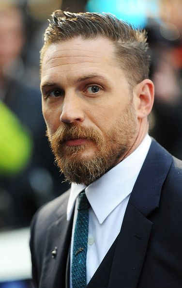 Tom Hardy - Legend World Premiere - London, Sep. 3rd 2015                                                                                                                                                                                 Plus