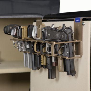Pistol Rack. Decisions, decisions.