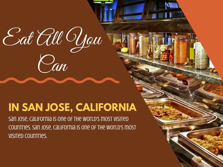 San Jose, California is one of the best place to #EatSushi ...