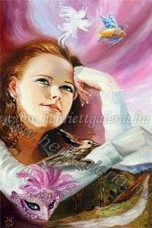 Brave dreams Gallery of Esoteric Paintings henigaleria.hu