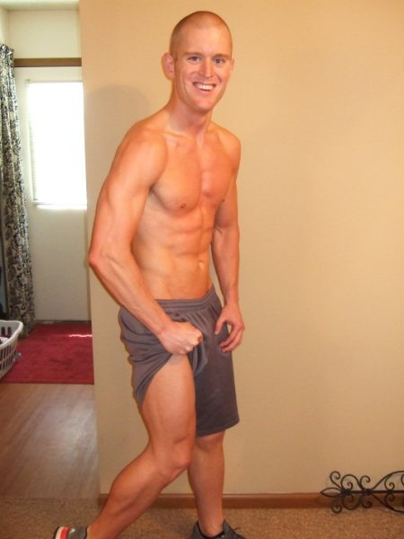 To find the workout regimen and diet approach Nate Wells used click the link below:    http://www.adonisindex.com/adonis-index-workout.html