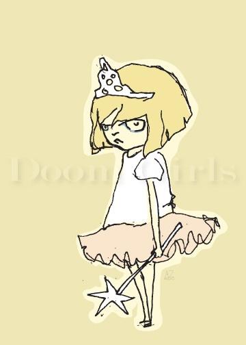 grumpy fairy = my every day