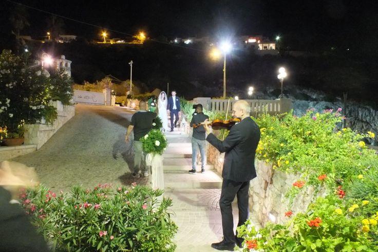 Gruppo musicale per matrimonio Lecce Paolo e Dalila Live