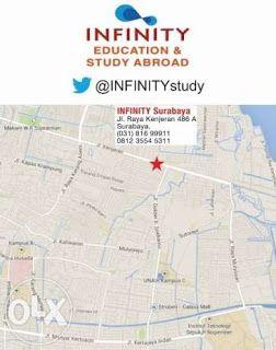 Pusat Persiapan Test TOEFL IELTS GMAT GRE • Konsultasi Studi / Beasiswa ke Luar Negeri •: Pusat Persiapan Test #TOEFL #IELTS #GMAT #GRE #SAT...