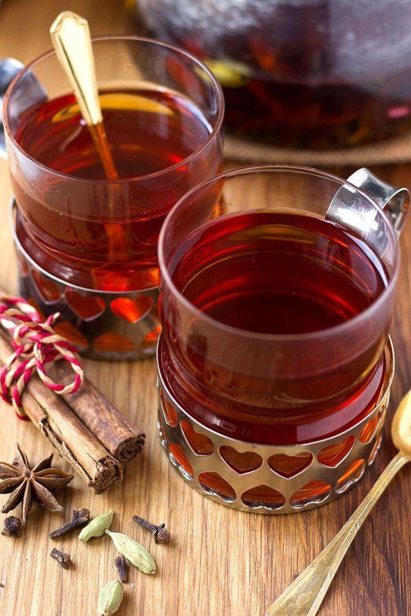 чай со сливками рецепт