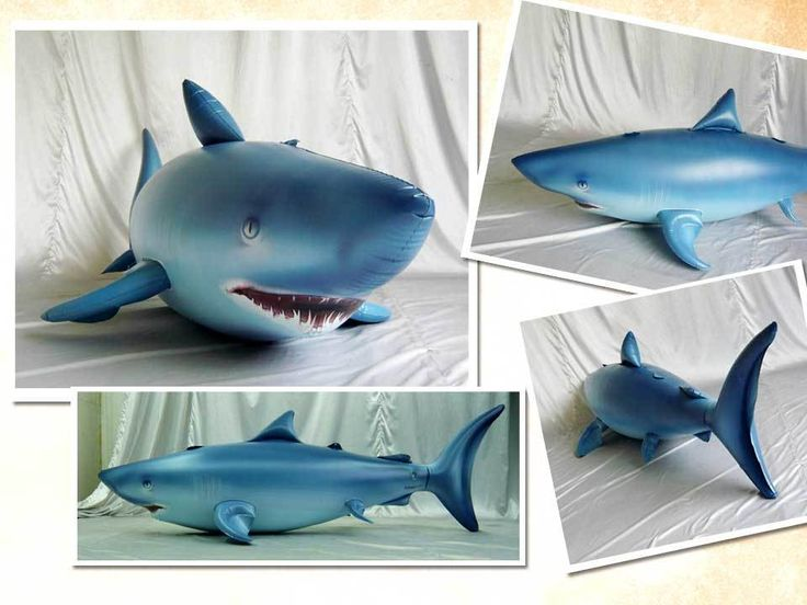 Giant Inflatable Shark | Unusual Gifts