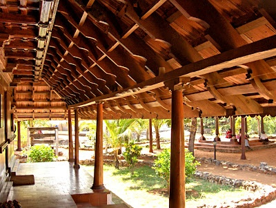 Traditional Kerala Architecture!