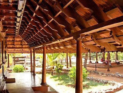 Traditional Kerala Architecture!