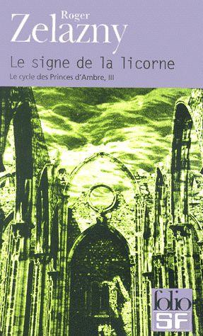 Le cycle des princes d'Ambre, 3 par Roger Zelazny. De retour au royaume d'Ambre après avoir vaincu le prince Éric, Corwin découvre son frère Caine assassiné. La recherche de son meurtrier parmi les innombrables reflets d'Ambre va conduire Corwin, confronté à maints périls et intrigues, au seuil d'une révélation infiniment plus importante : la véritable nature de l'étrange royaume d'Ambre, de ses mystères et de ses contradictions.