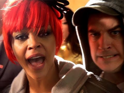 Eminem, Rihanna and more!  Put Down the Phone!  It's Key of Awesome #39!...