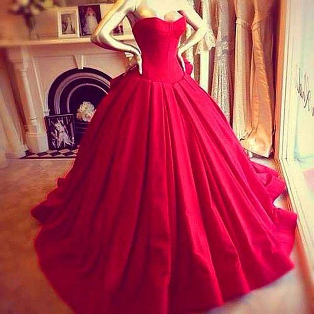 2016 Elegante Victoria Koninklijke Stijl Corset Sexy Sweetheart Vestido De Renda Rode Baljurk Avondjurken Prom Jassen