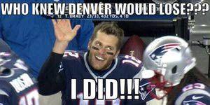 Tom Brady Super Bowl Meme