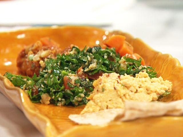 Tabbouli - persiljesallad | Recept.nu