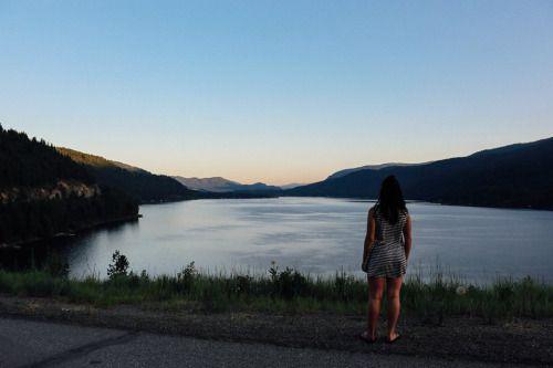 the prettiest earth we live on Christina Lake, BC, Canada