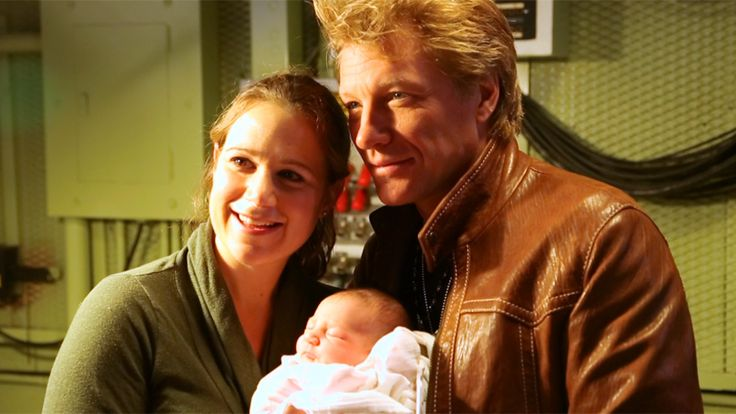 Bon Jovi's Big Heart