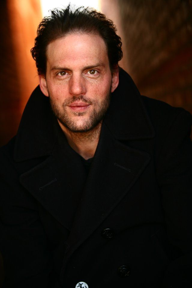Silas Weir Mitchell.  (Though, admittedly, I might just have a crush on his character on Grimm.)