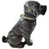 Amazon.com: Lulu Decor, Cast Iron Dog Door Stopper, Doorstops, Sculpture, Dog Statue 4 Lbs (Black C62): Home Improvement