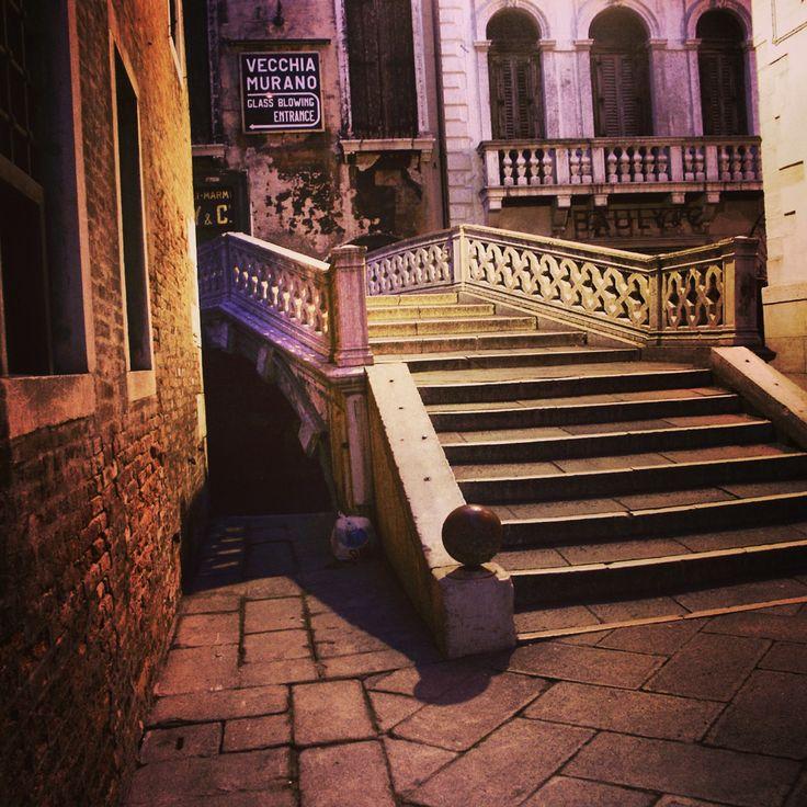 Lost in Venice !