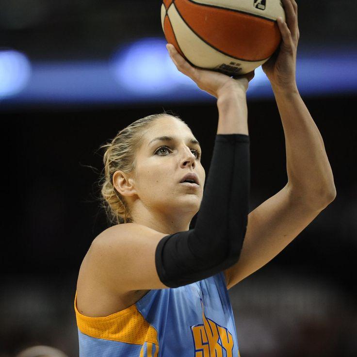 Elena Delle Donne Named 2015 WNBA MVP: Latest Details, Comments and Reaction   Bleacher Report